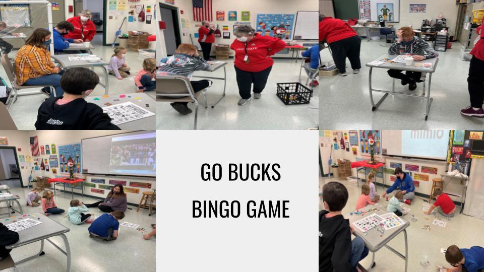 HC Unit Bucks Bingo
